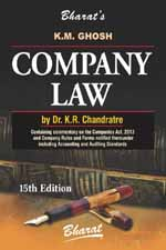 COMPANY LAW (As amended by Companies (Amendment) Act, 2015) (with FREE CD) (Volume 2 Released)