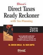 DIRECT TAXES READY RECKONER
