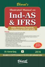 Illustrated Manual on Ind AS & IFRS (in 2 volumes)