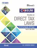 Capsule Studies on DIRECT TAX LAWS