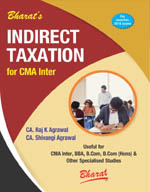 Indirect Taxation (for CMA Inter)