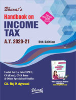 Handbook on INCOME TAX (A.Y. 2020-2021)