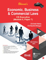 Economic, Business & Commercial Laws [CS Executive (Module II, Paper 7)]